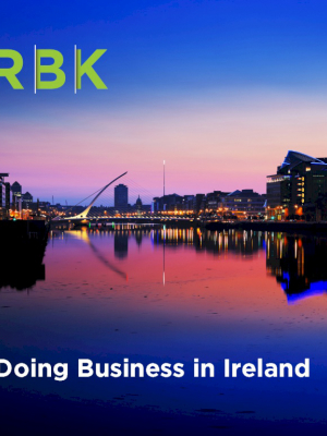 Doing Business in Ireland 2019