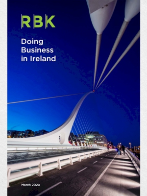 Doing Business in Ireland 2020